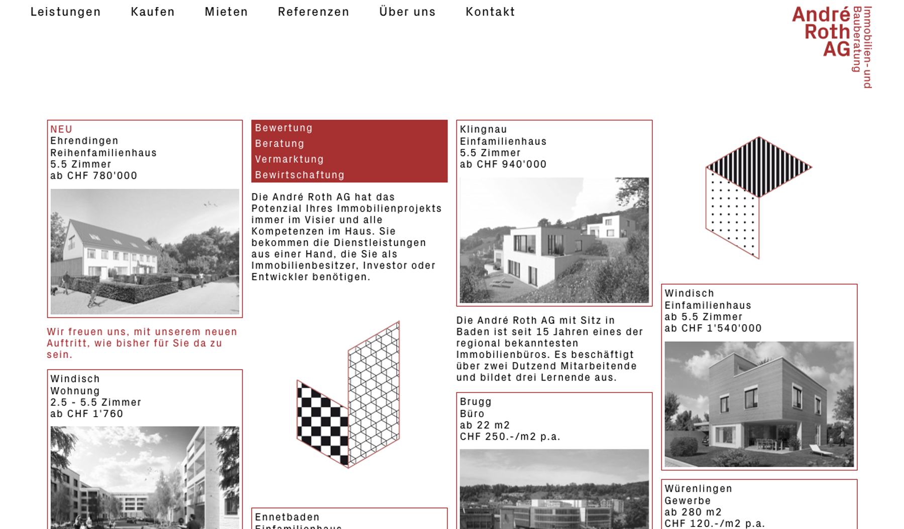 Beratung Andre Roth Immobilien Designprozess Danilo Silvestri