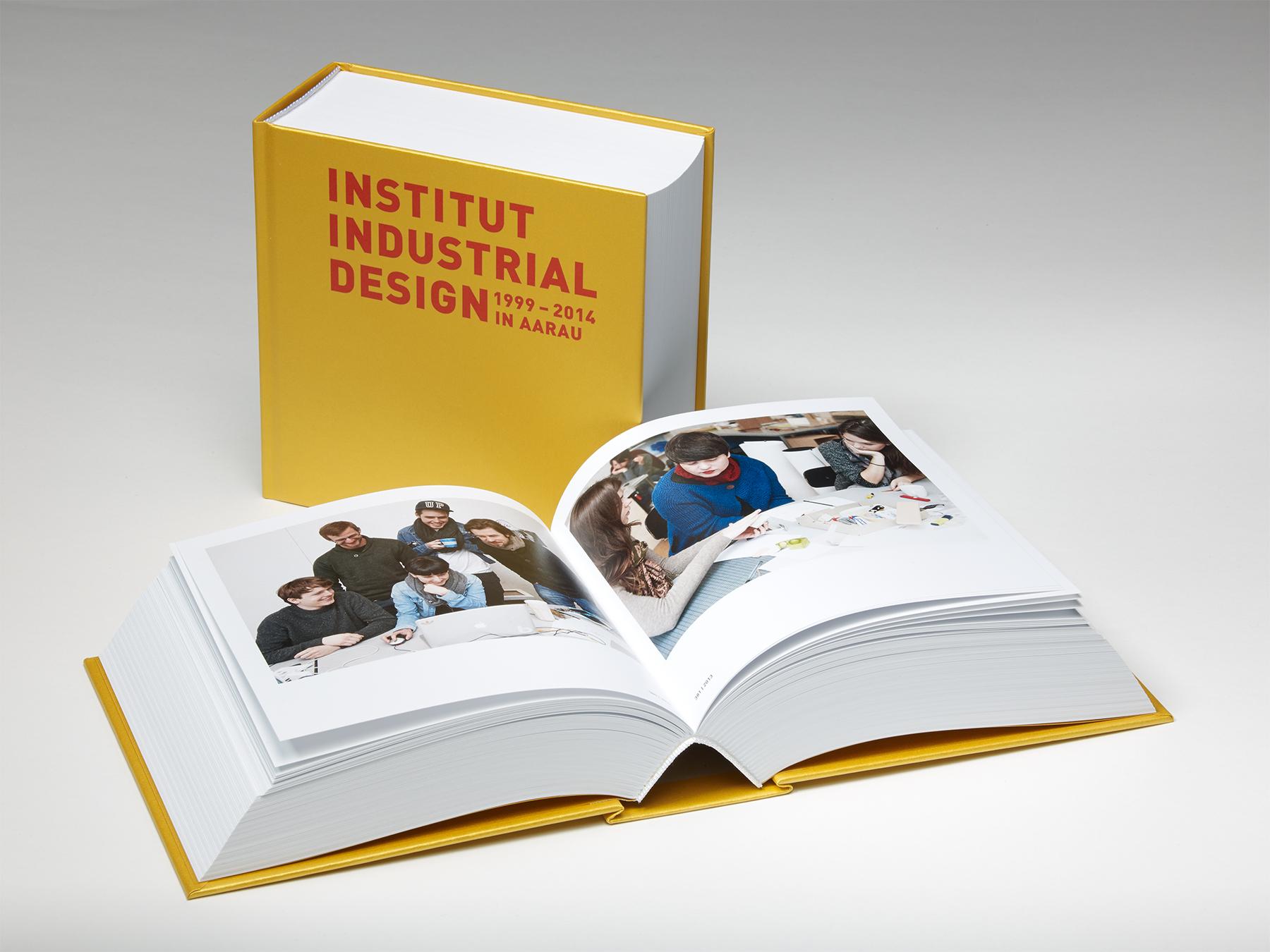 Buch Industrial Design FHNW Danilo Silvestri
